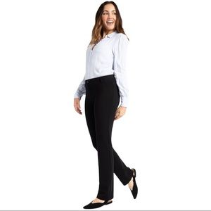NEW Betabrand Dress Pant Yoga Pants Straight Leg
